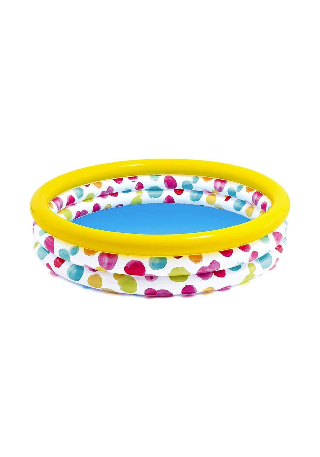 Intex 58439NP Inflatable Paddling Pool Ring مسبح