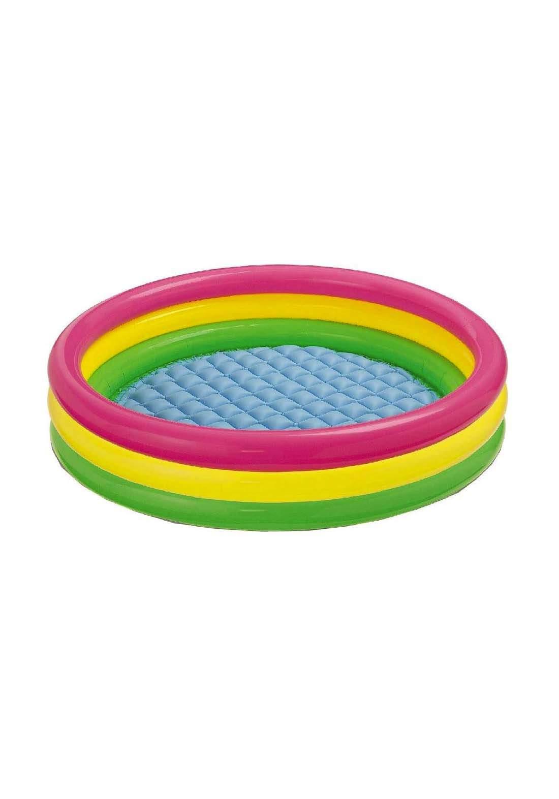 Intex 57422NP 3-Ring Inflatable pool مسبح