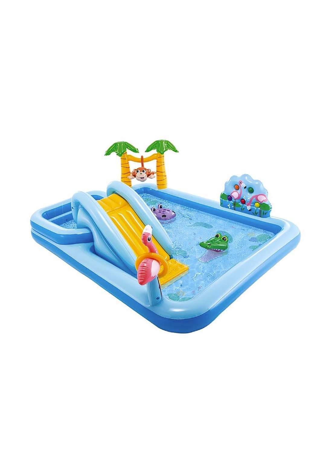 Intex 57161NP Jungle Adventure Play Center  مسبح