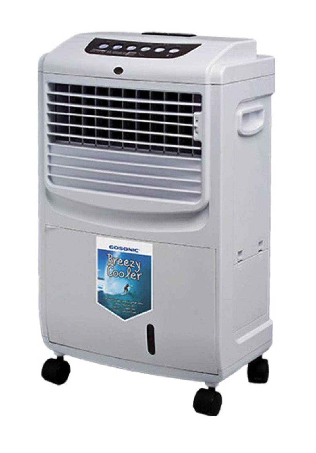 Gosonic Gac_3190 AC/DC Operated Air Cooler مبردة هواء