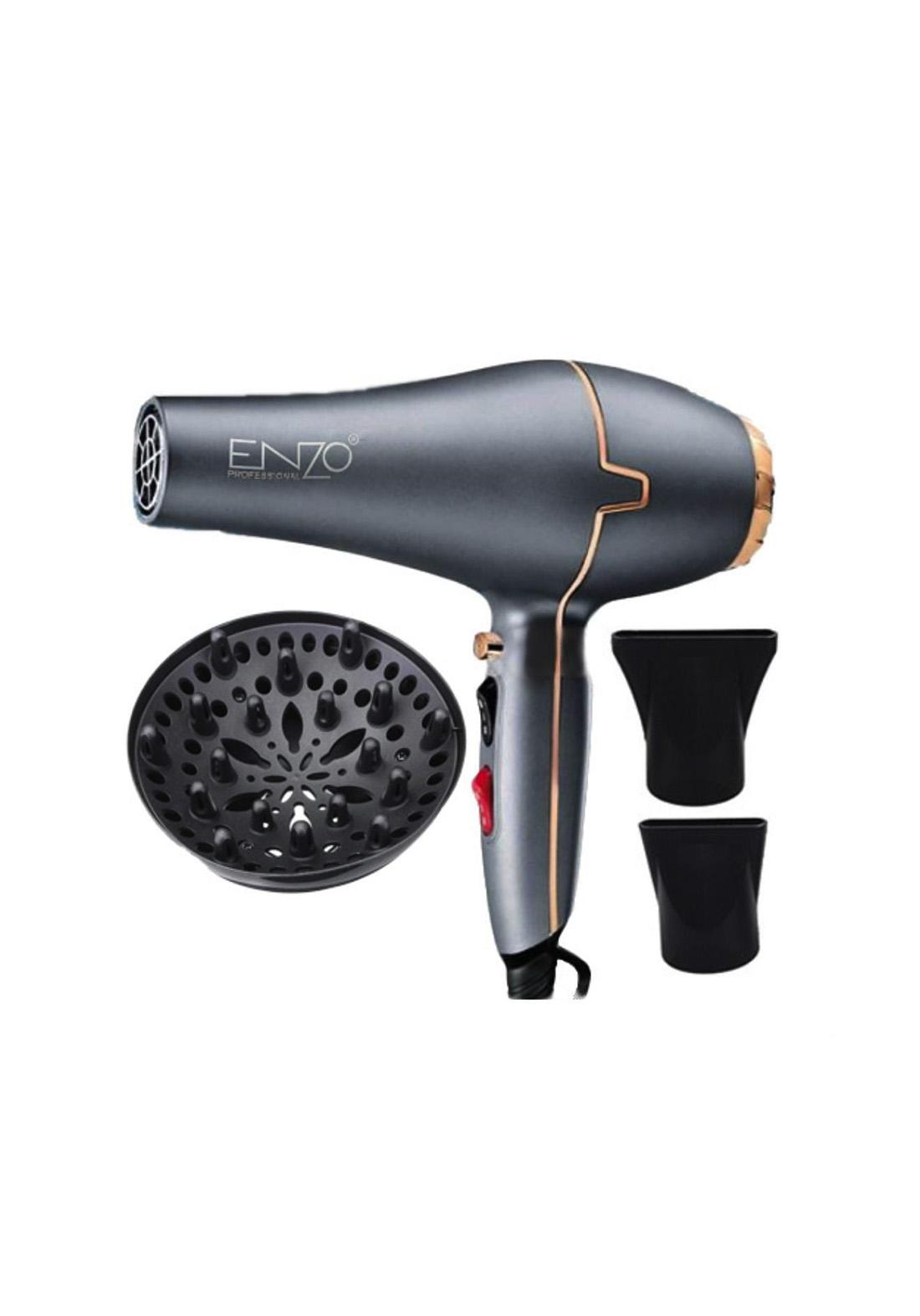 Enzo 6101 Professional Hair Dryer مجفف شعر