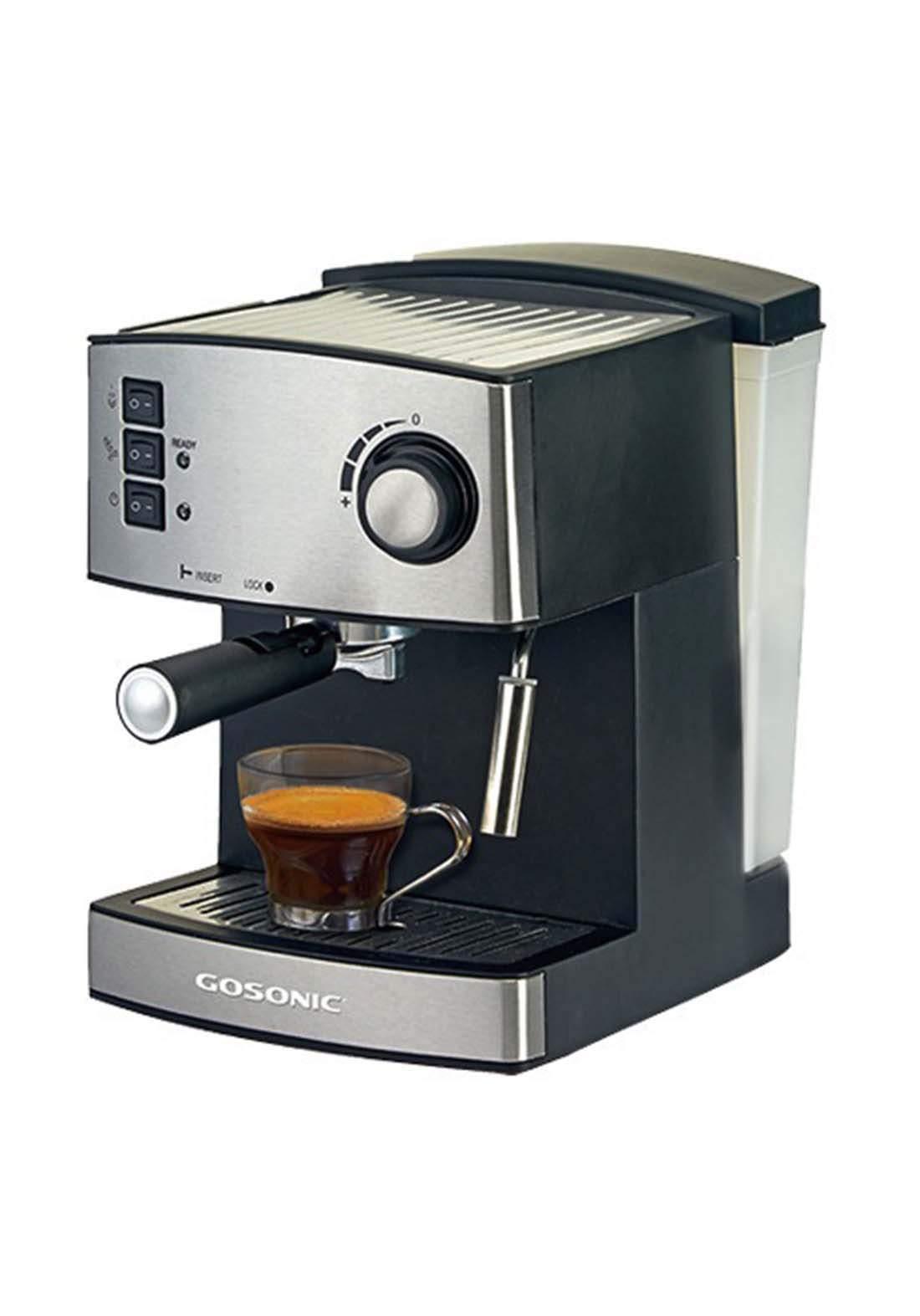 ماكينة تحضير القهوة و الاسبرسو من ماركة جوسونيك