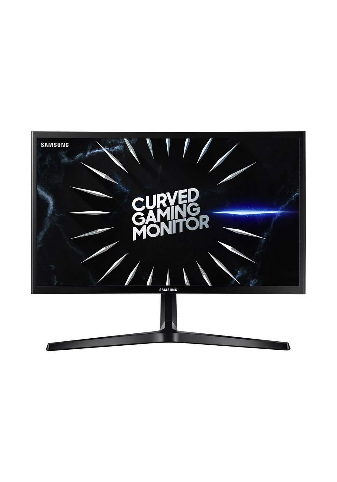 Samsung LC24RG50 Curved  Gaming  Monitor - 24 Inch - Black