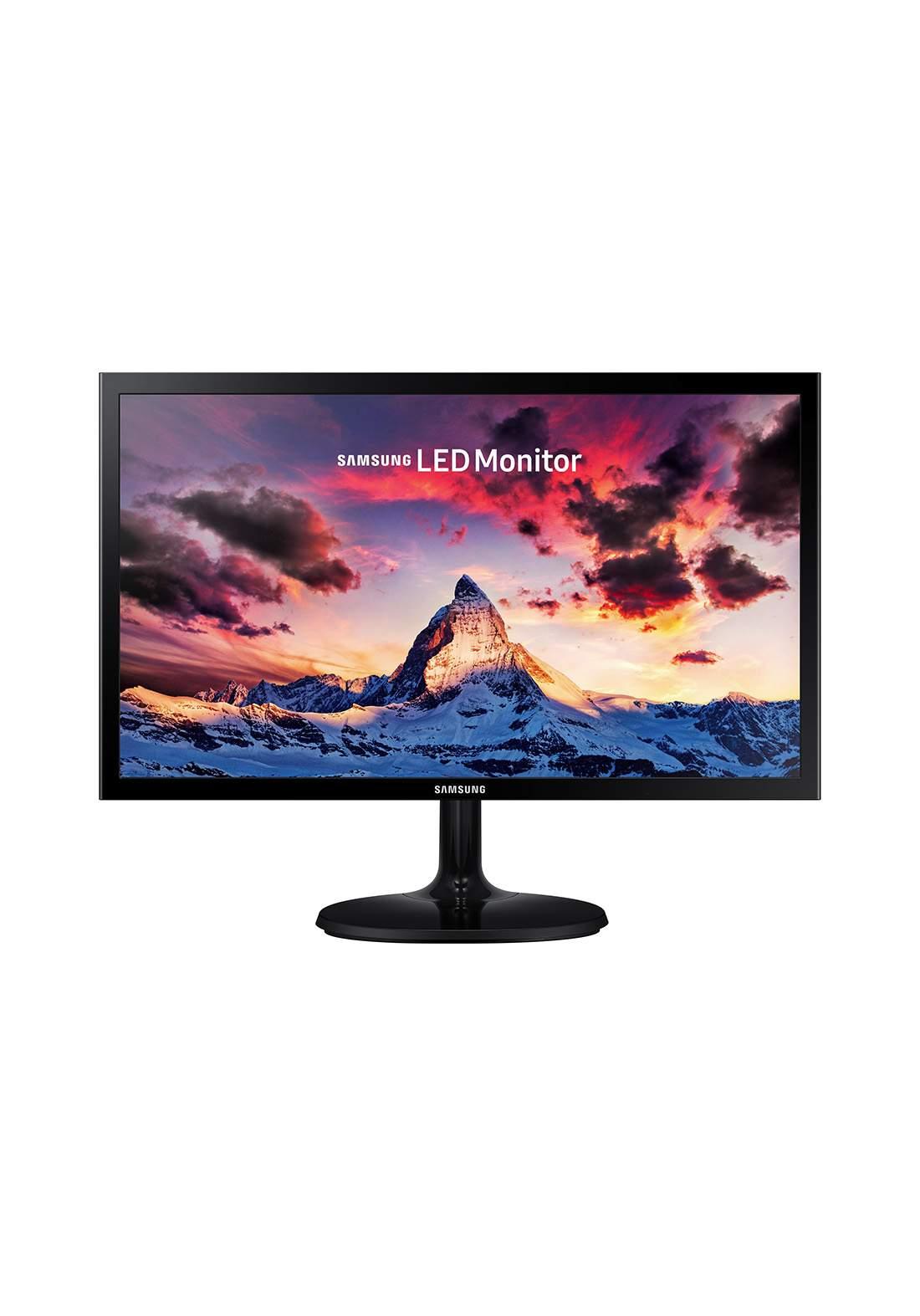 Samsung SF350 FHD Flat Gaming Monitor - 22 Inch - Black