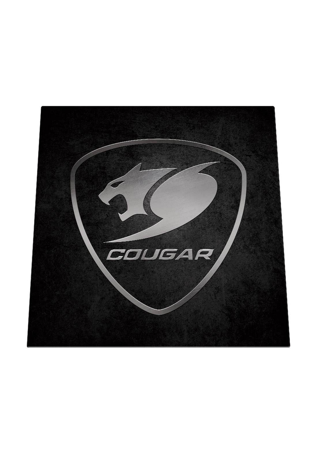 Cougar Mat COMMAND Gaming Chair Floor Mat - Black ارضية كرسي