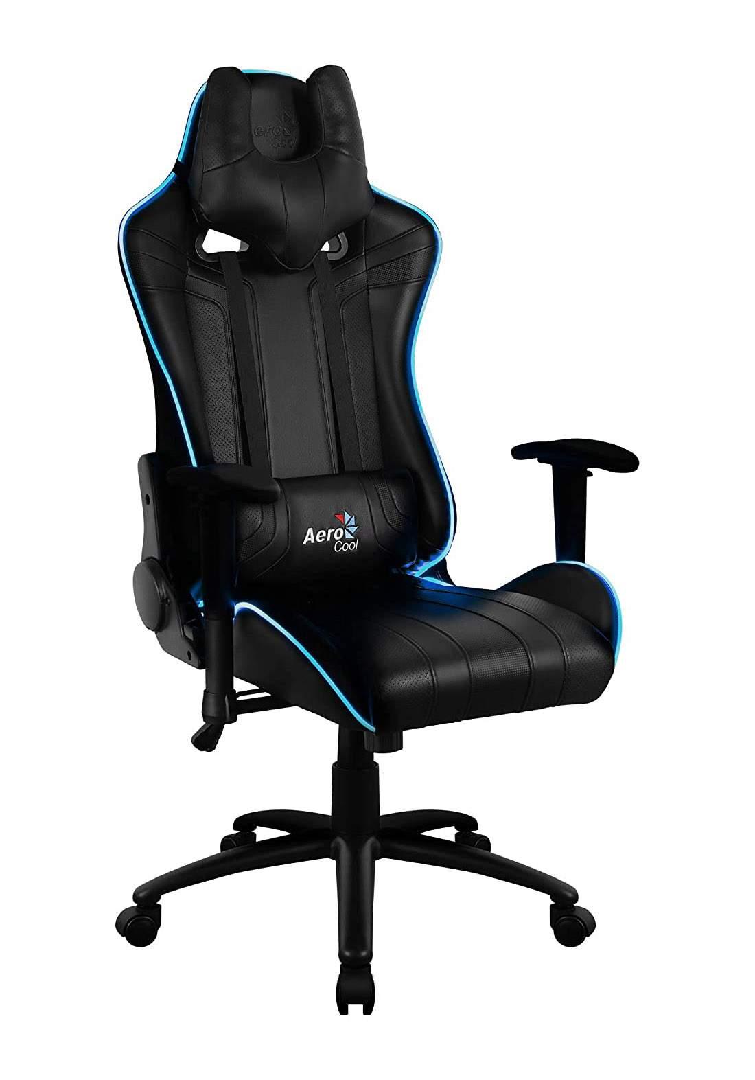 Aerocool AC120 AIR RGB Gaming Chair - Black  كرسي العاب