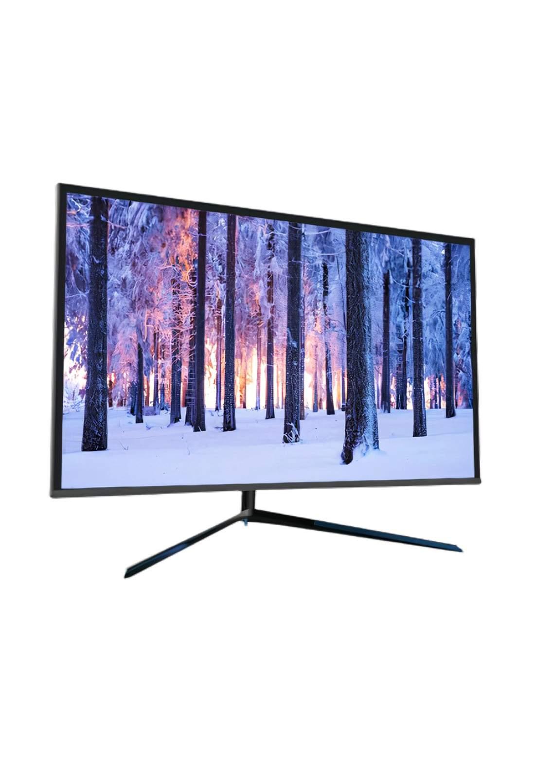 Hoesda HD27QW 27 inch 165Hz 1ms  FHD Gaming Monitor - Black شاشة العاب