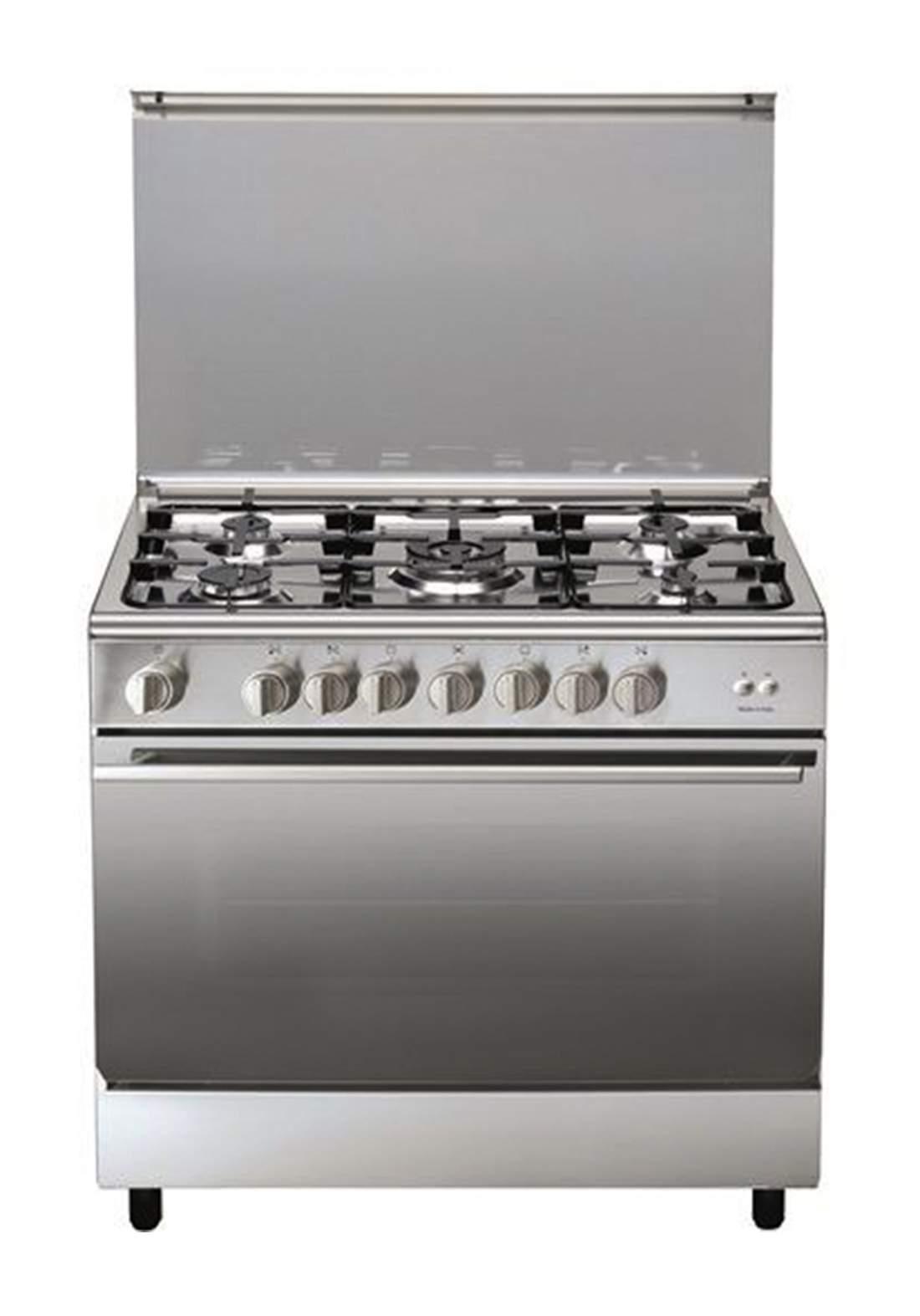 Ariston A9GG1FCXEX.1 Burners Cooker طباخ من اريسون