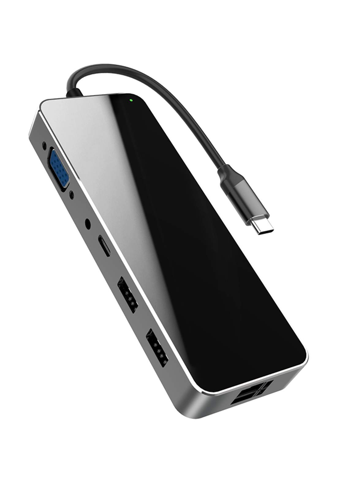 Newdery XDL-HC04 11 in 1 USB-C Multiport Adapter