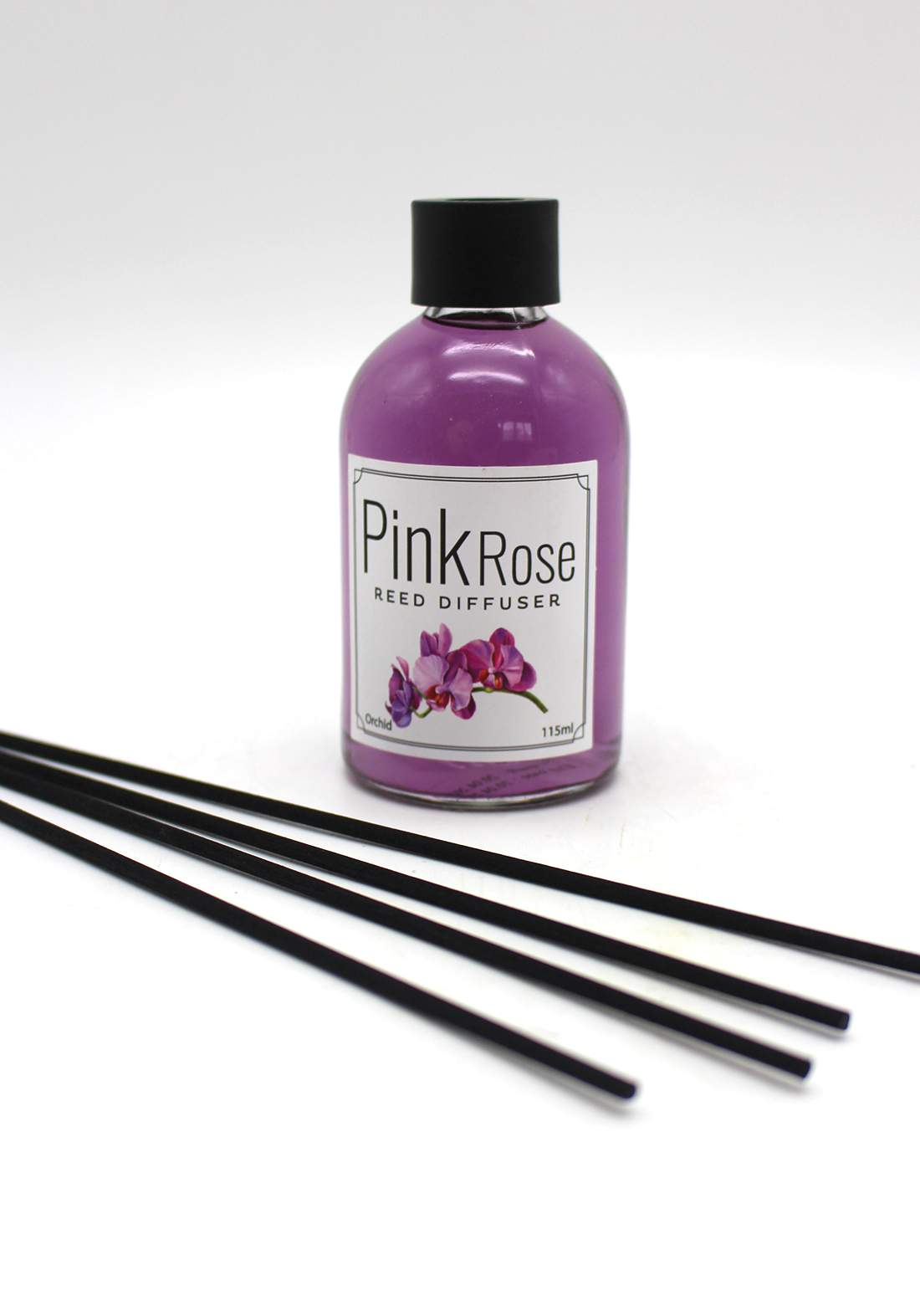 معطر جو (reed diffuser) - عطر زهرة الأوركيد