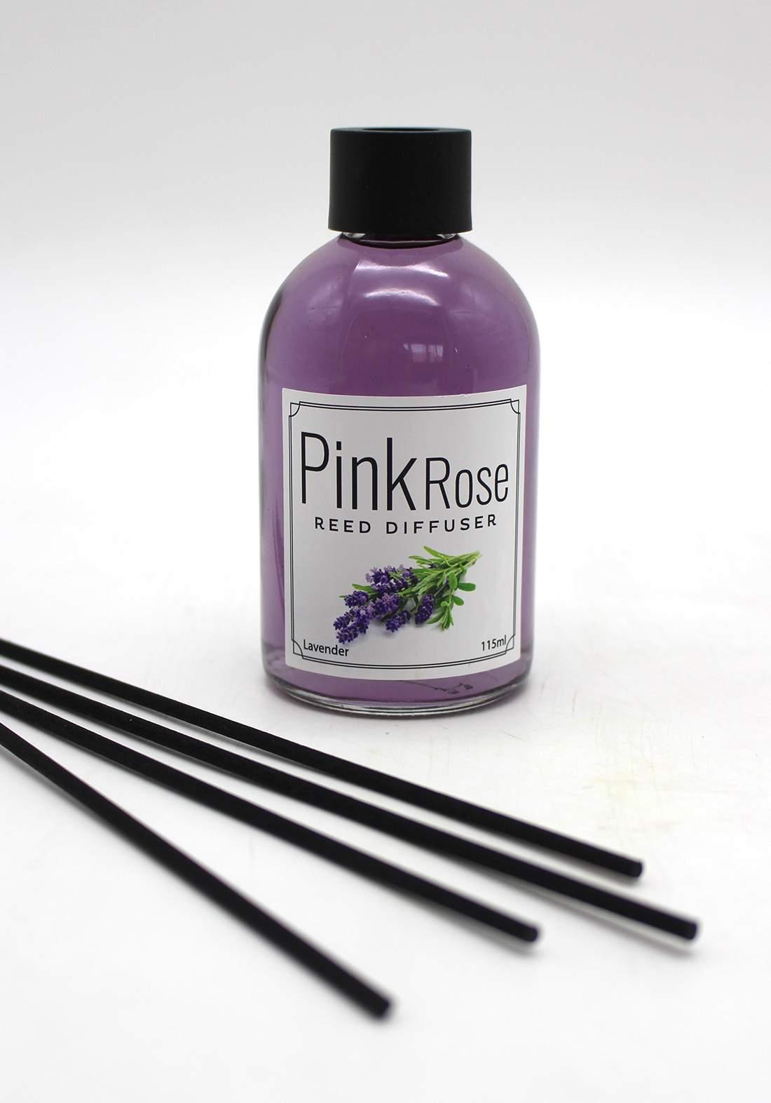 معطر جو (reed diffuser) - عطر زهرة اللافندر