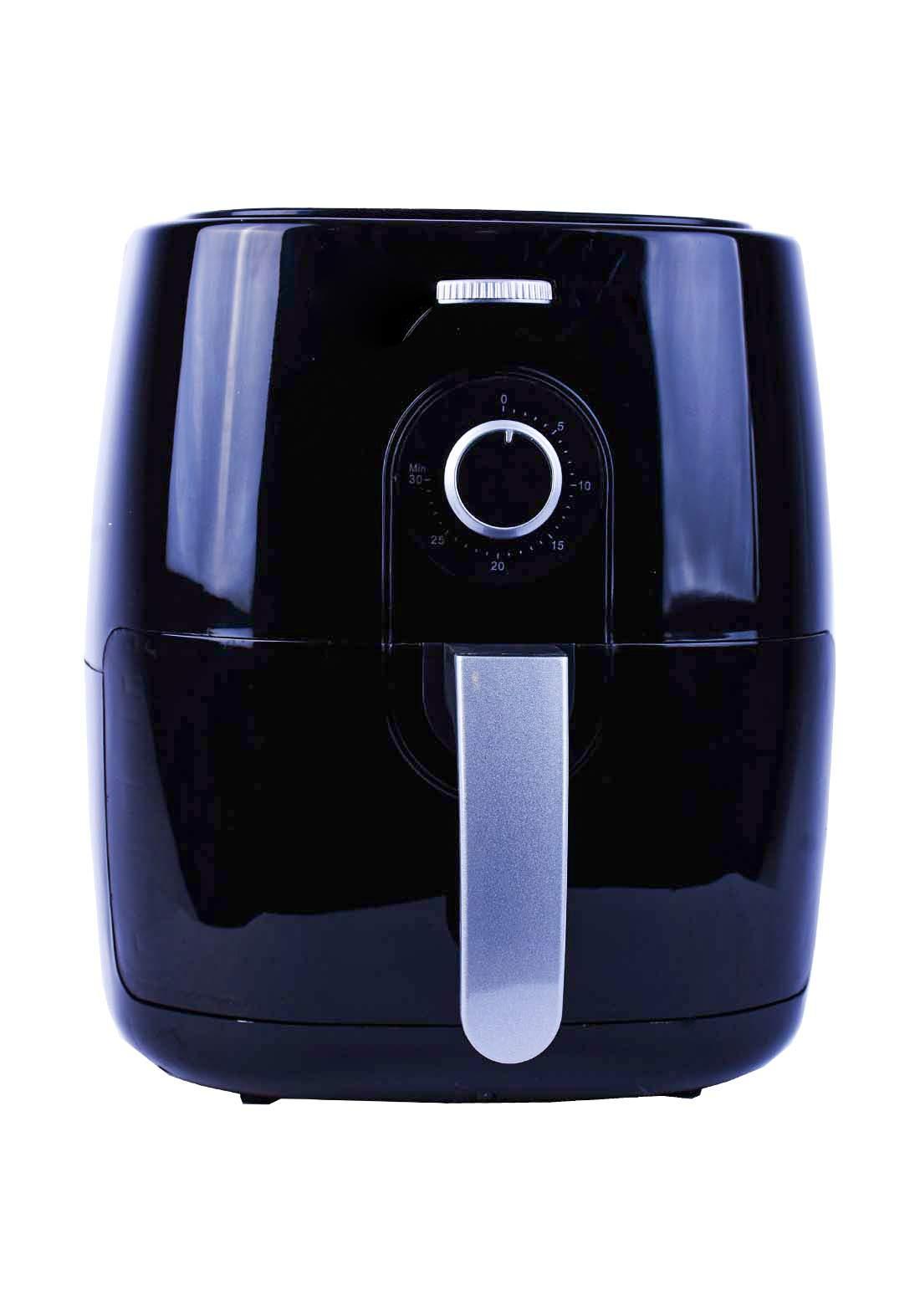 اسود اللون Silver Crest KQZ-630 قلاية كهربائية من