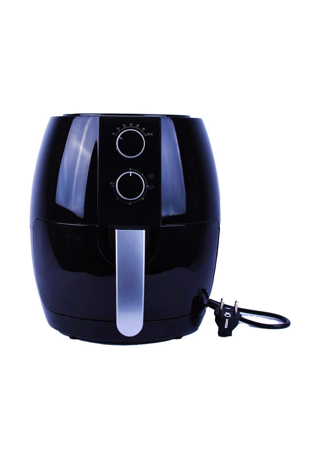 اسود اللون Silver Crest KQZ-430 قلاية كهربائية من