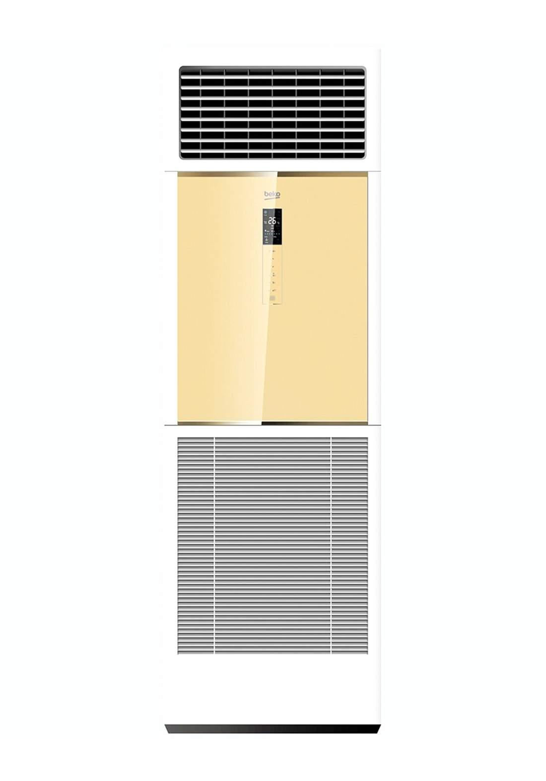 Beko BFYG240-241 - 2 Ton - Floor Standing Split - Gold سبلت
