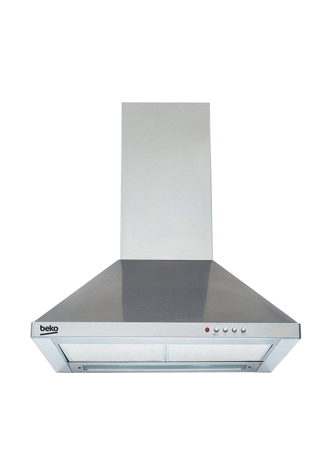 Beko CWB 9420 X Wall-mounted Stainless steel - Silver مرشحة