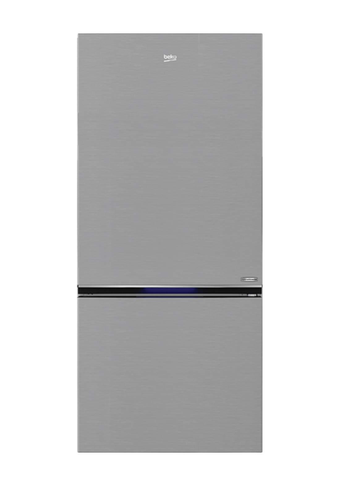 Beko RCNE 720E30XB Refrigerator 422 L-  Gray