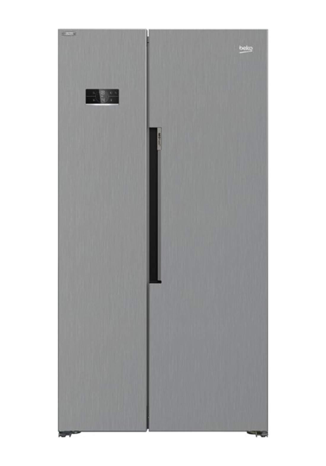 Beko GN 164020 XP Refrigerator 640 L - Gray