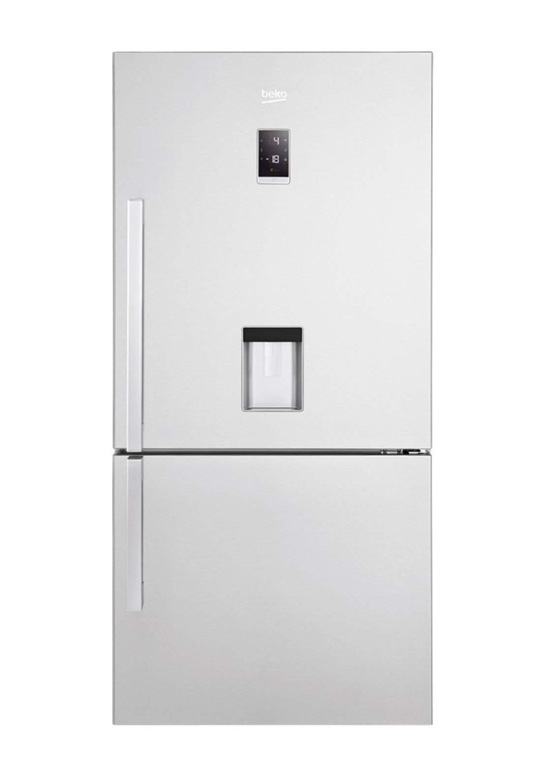 Beko  DN 161230 DX Refrigerator 605 L - Gray