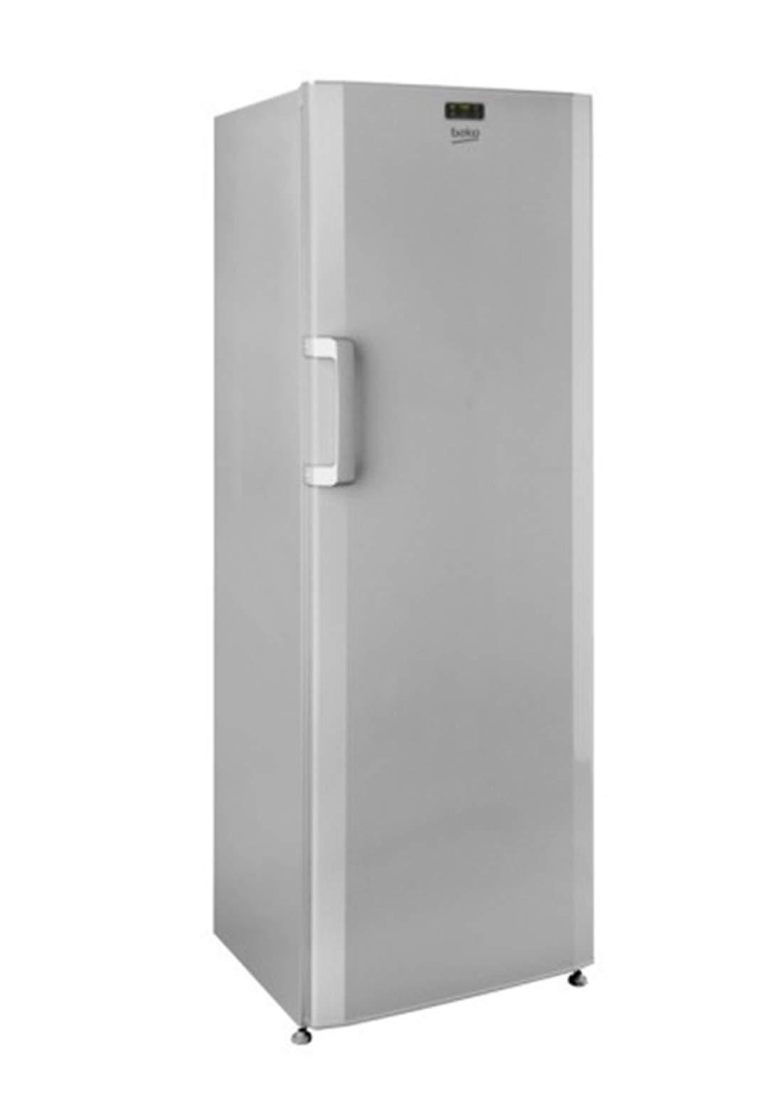 Beko Fs130924s Congelateur Vertical  295 Litres  - Gray