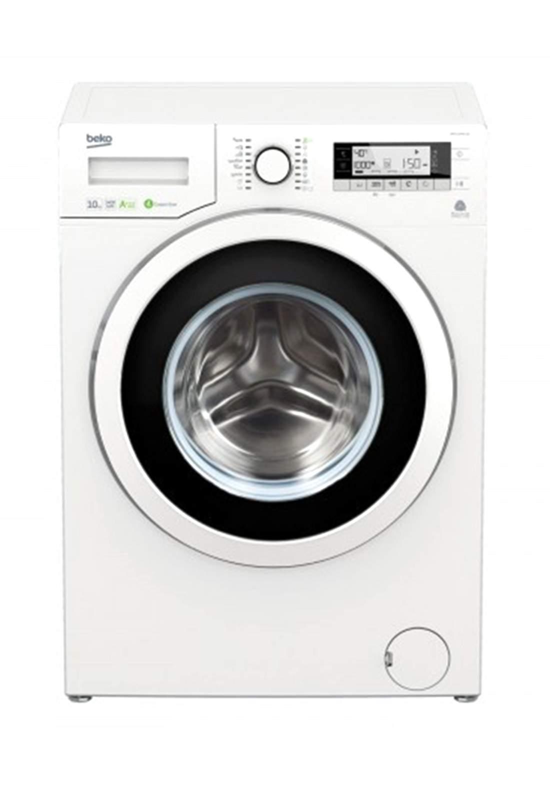 Beko   WMY 101444 LB3 Freestanding Washing Machine 10 kg - White غسالة أوتماتيك