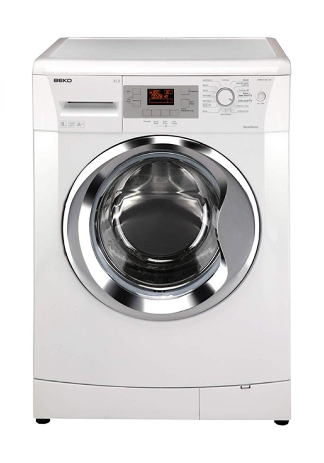 Beko WMB 91442LW Freestanding Washing Machine 9 kg - White غسالة أوتماتيك