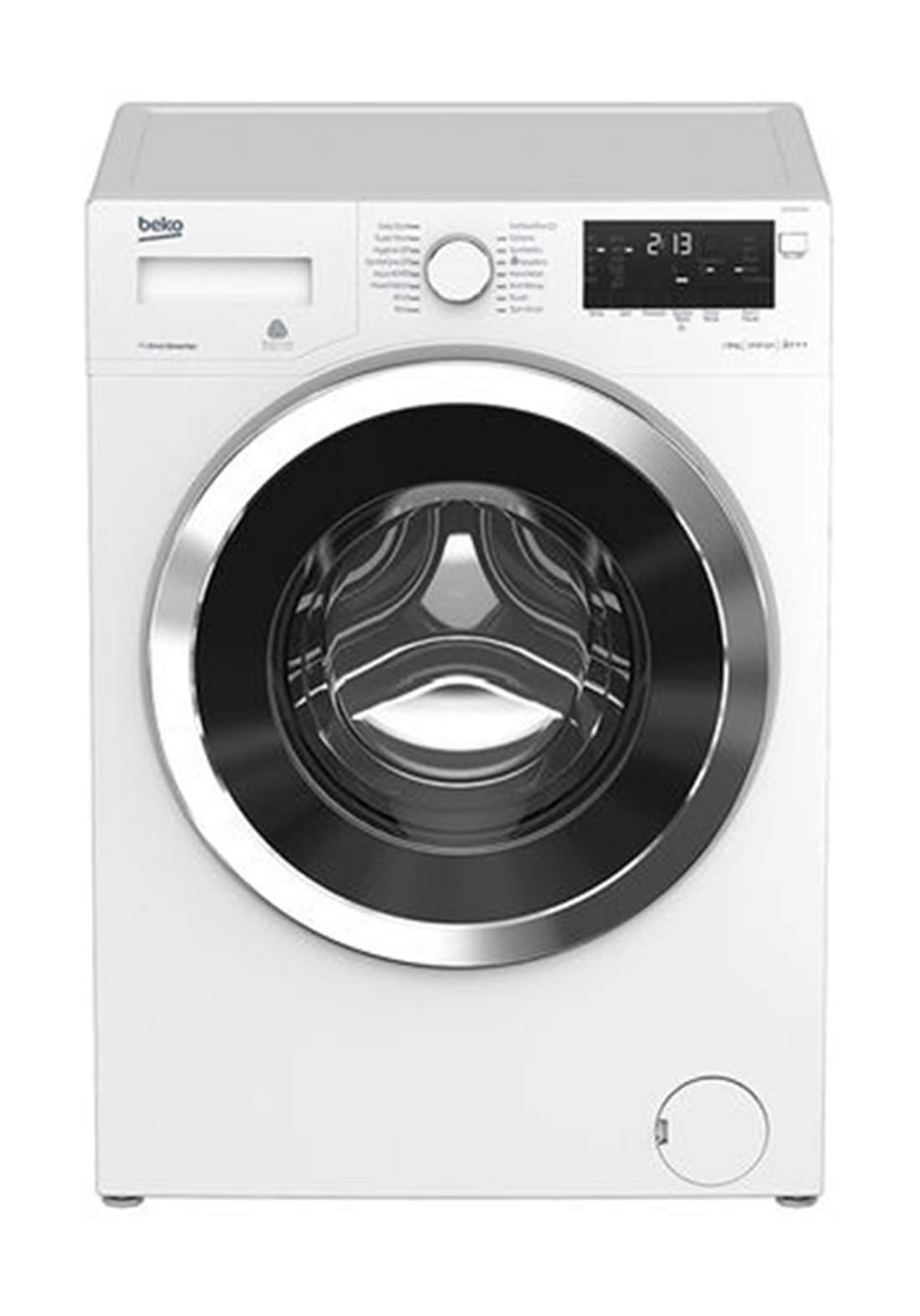 Beko WX 943440W Washing Machine 9 kg - White غسالة أوتماتيك