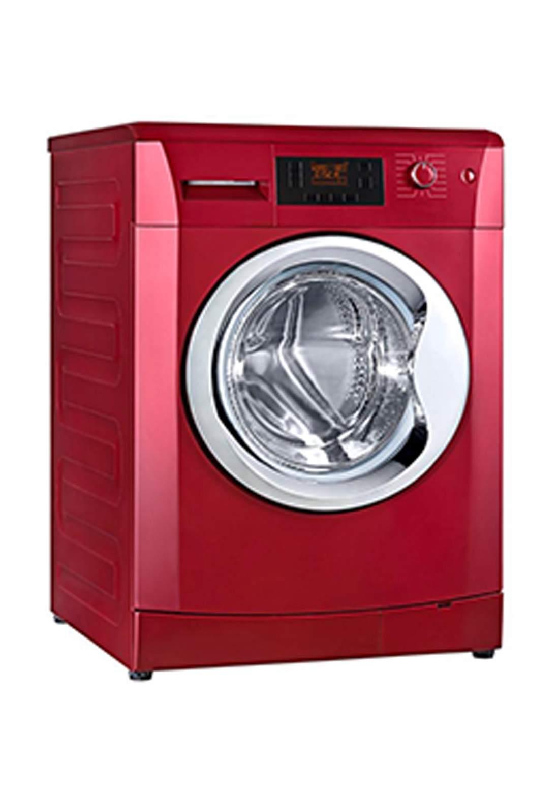 Beko  WMB81243LRC Washing Machine 8Kg - Red