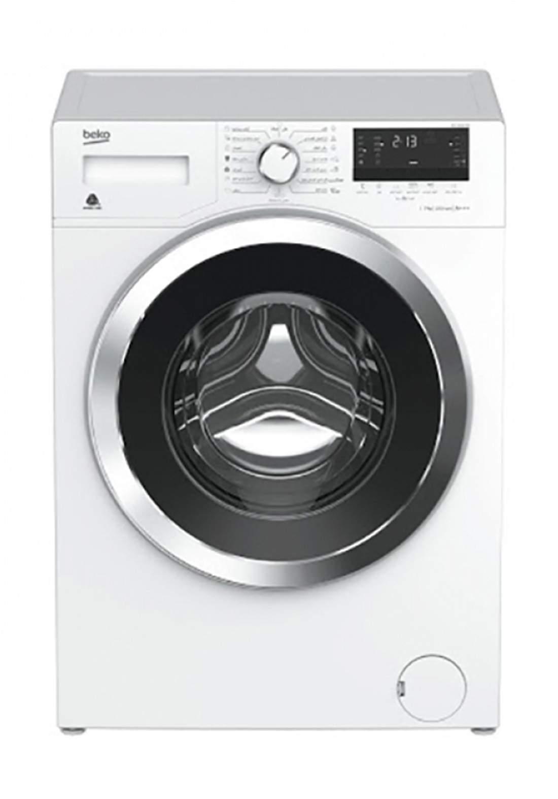 Beko WCC 7632XW 1200RPM Front Loading Washing Machine 2Kg - White