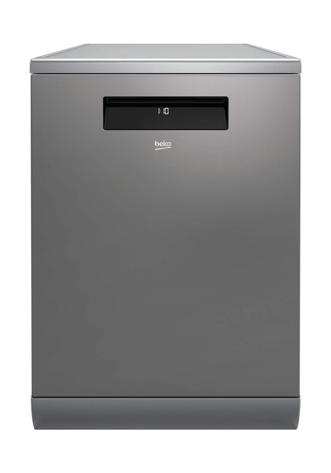 Beko DEN 48521XAD Dishwasher 8 Programs Capacity Of 15 Sets - Gray  غسالة صحون