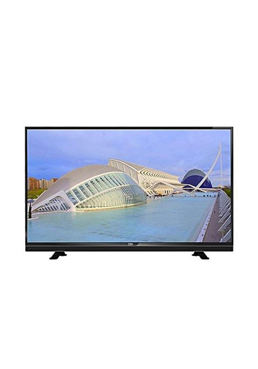Beko LED55-840BH Full HD Smart Television 55 Inch - Black  شاشة