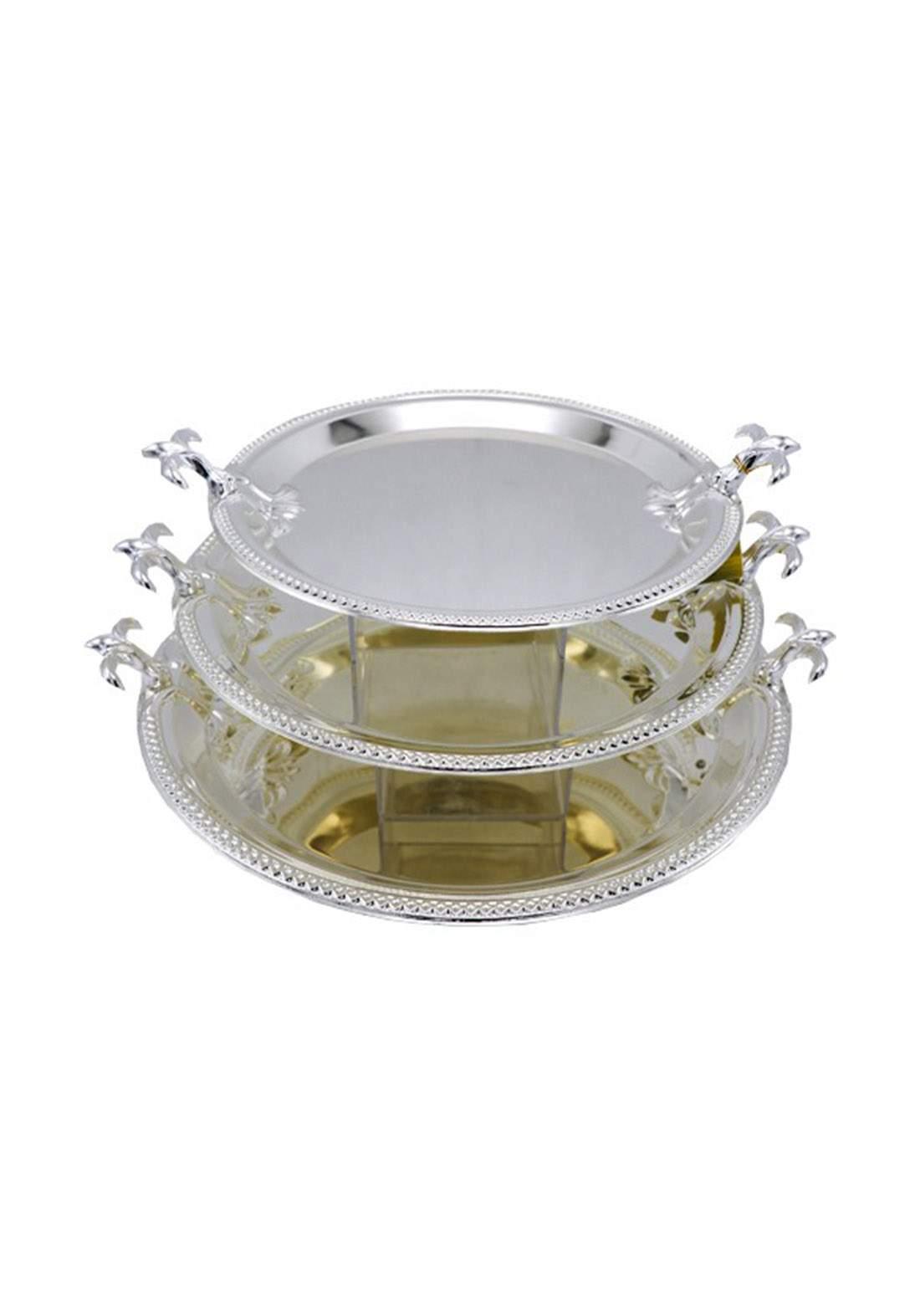 سيت صواني دائرية الشكل من Rival 1154