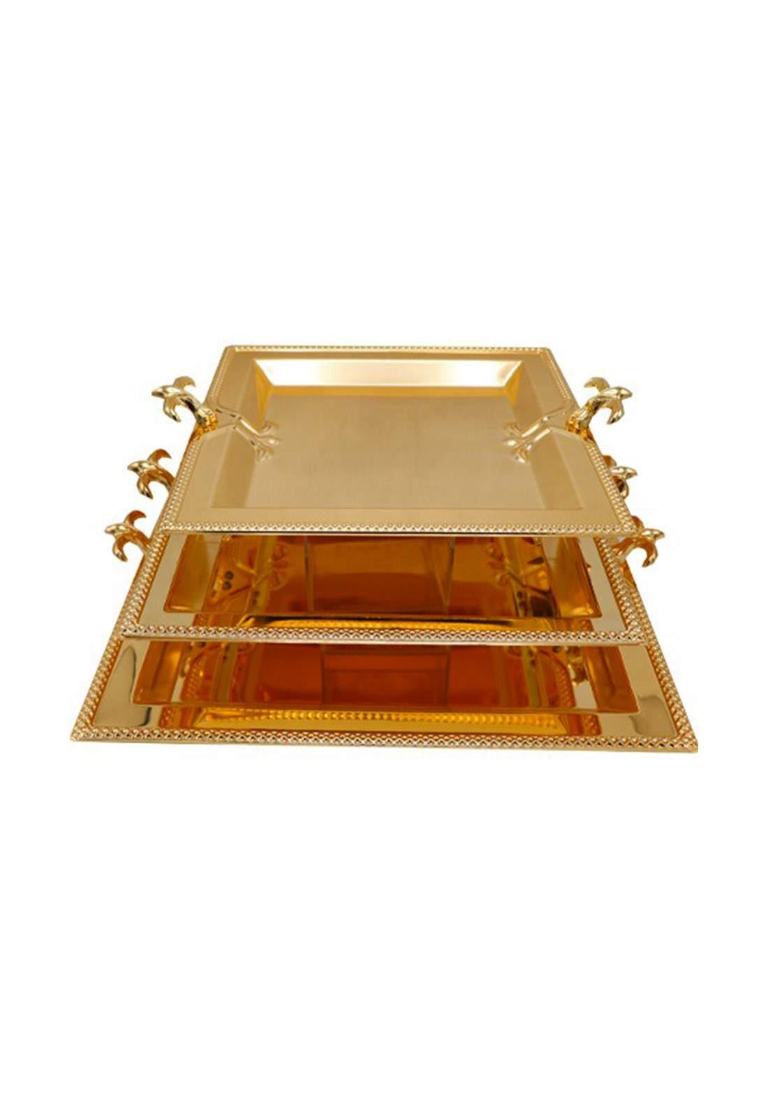 سيت صواني مربعة الشكل من Rival 1155