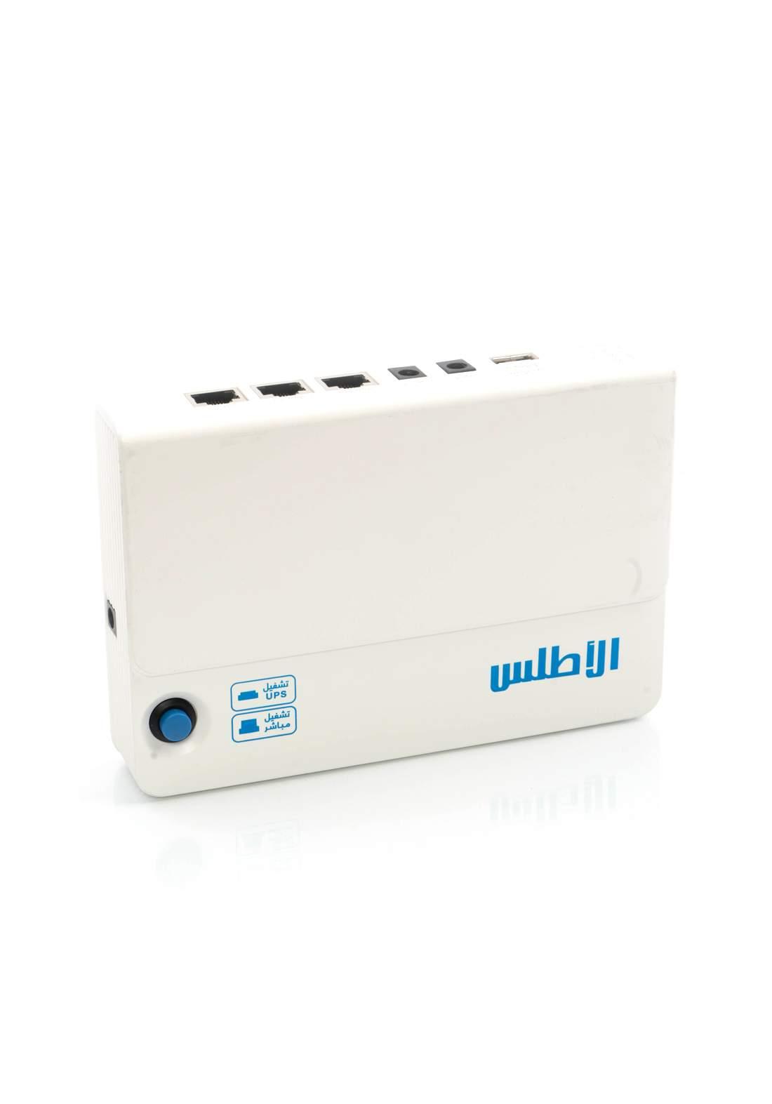 ATLAS LIGHT  UPS NET جهاز حماية الاطلس