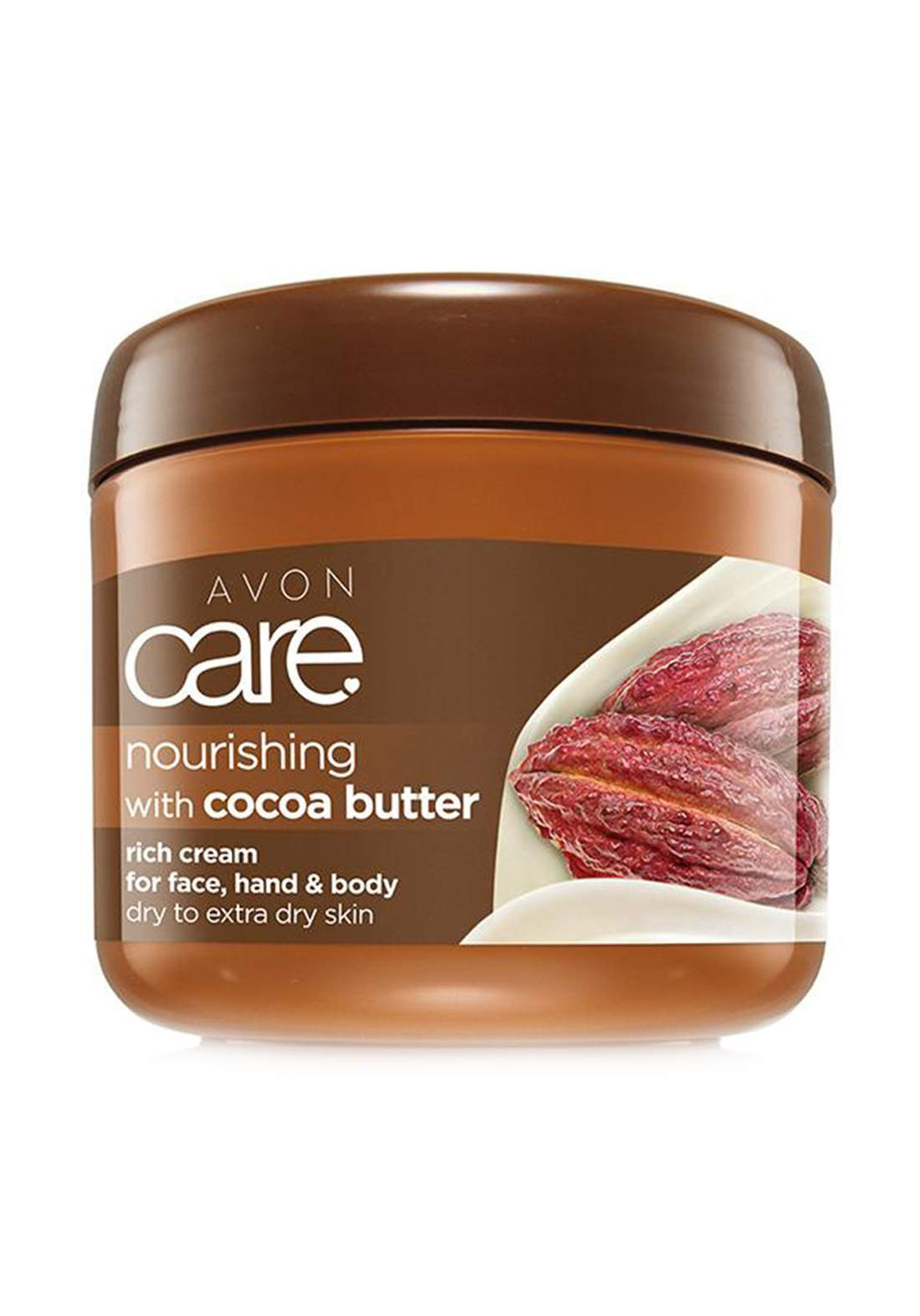 Avon 5603600 Nourishing Cocoa Butter Multipurpose Cream - 400ml  كريم لليدين