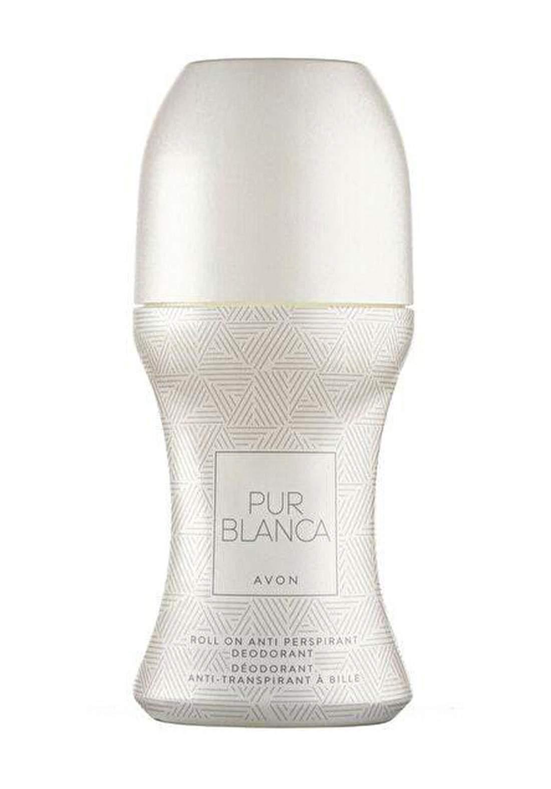 Avon 6826400 Purblanc Deodorant For Women 50 Ml   مزيل عرق