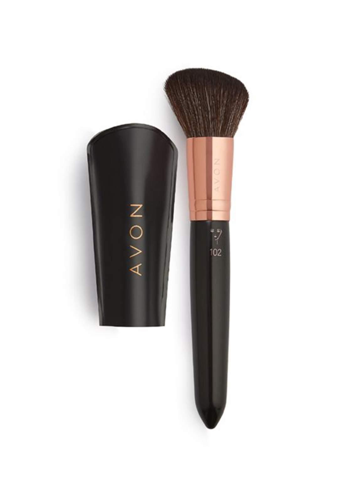 (5649300)Avon Blush Make Up Brush فرشاة الخدود