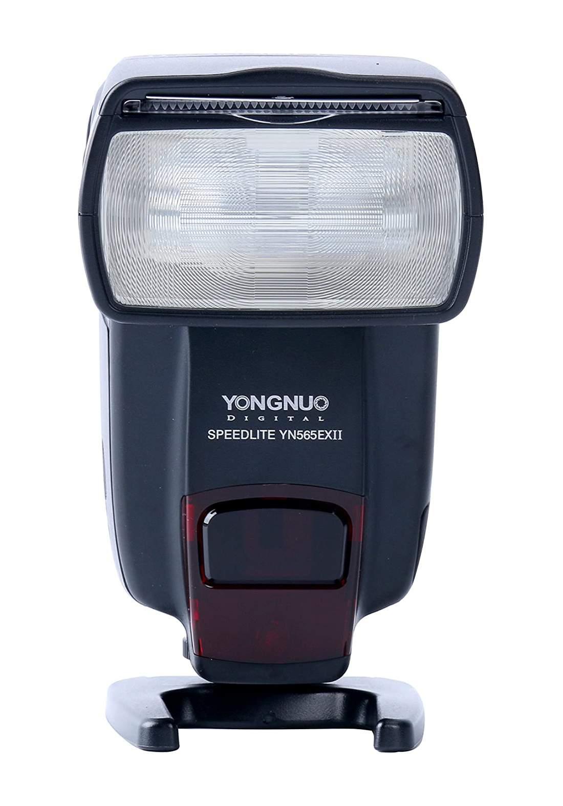 Yongnuo YN565EX II Flash Speedlite for Canon - Black   فلاش كاميرا