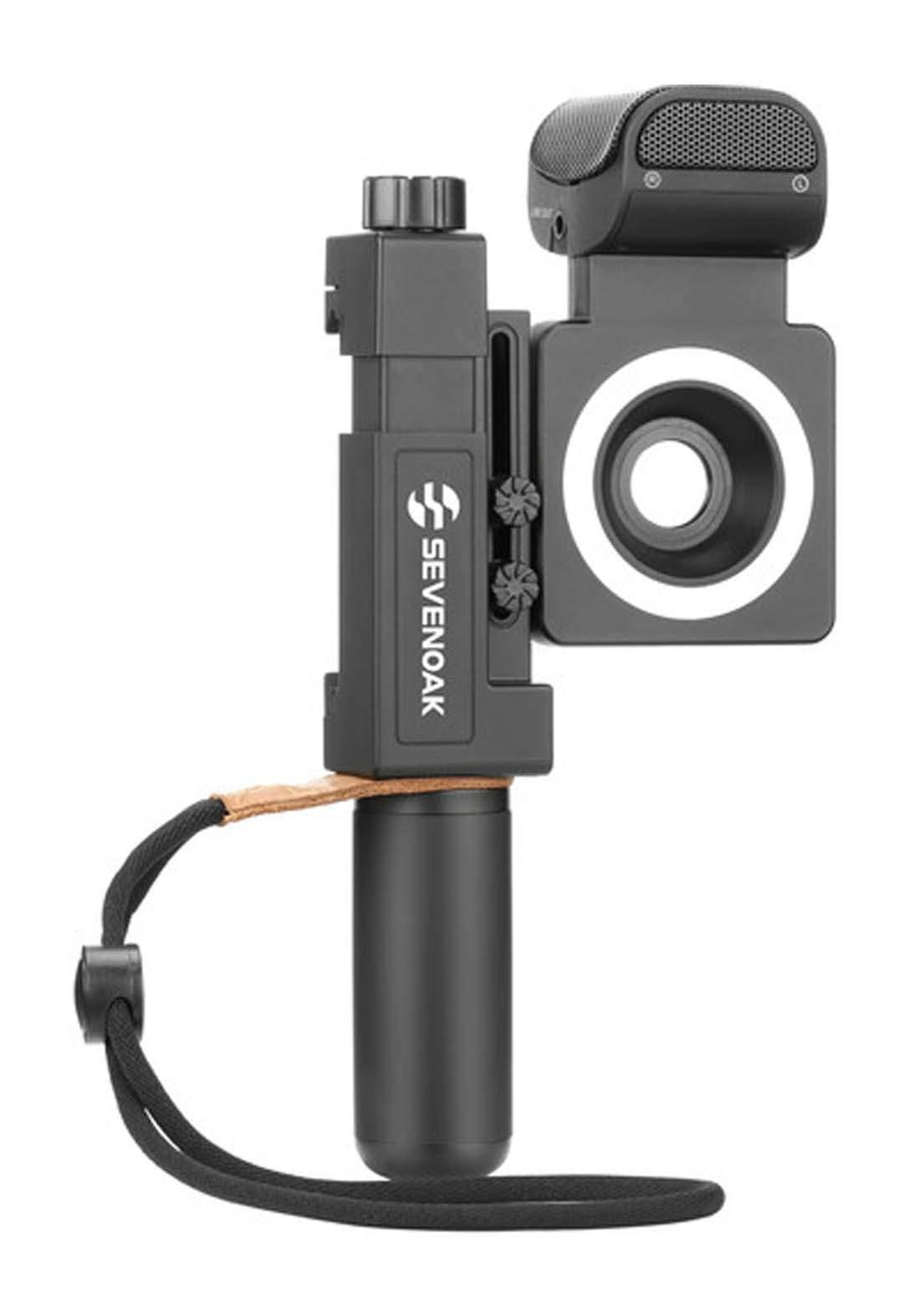 Sevenoak SmartCine Complete Smartphone Video Kit - Black