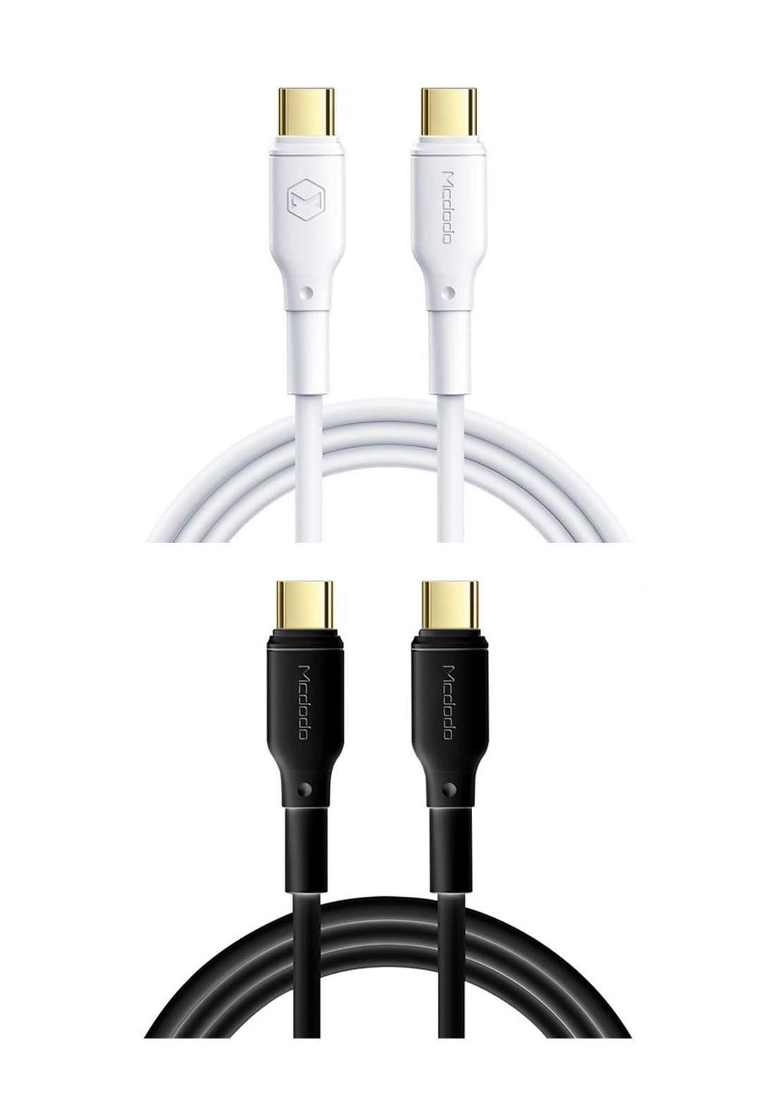 Mcdodo 100W USB Type-C to Type-C Cable 2m كابل