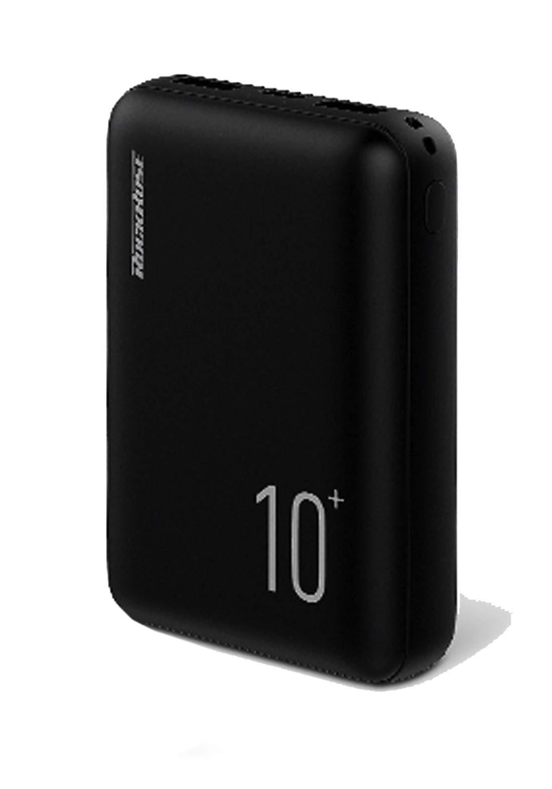 (4032)Rockrose RRPB02 Power Bank  Oasis 10S Dual Port 10000 mAh - Black باور