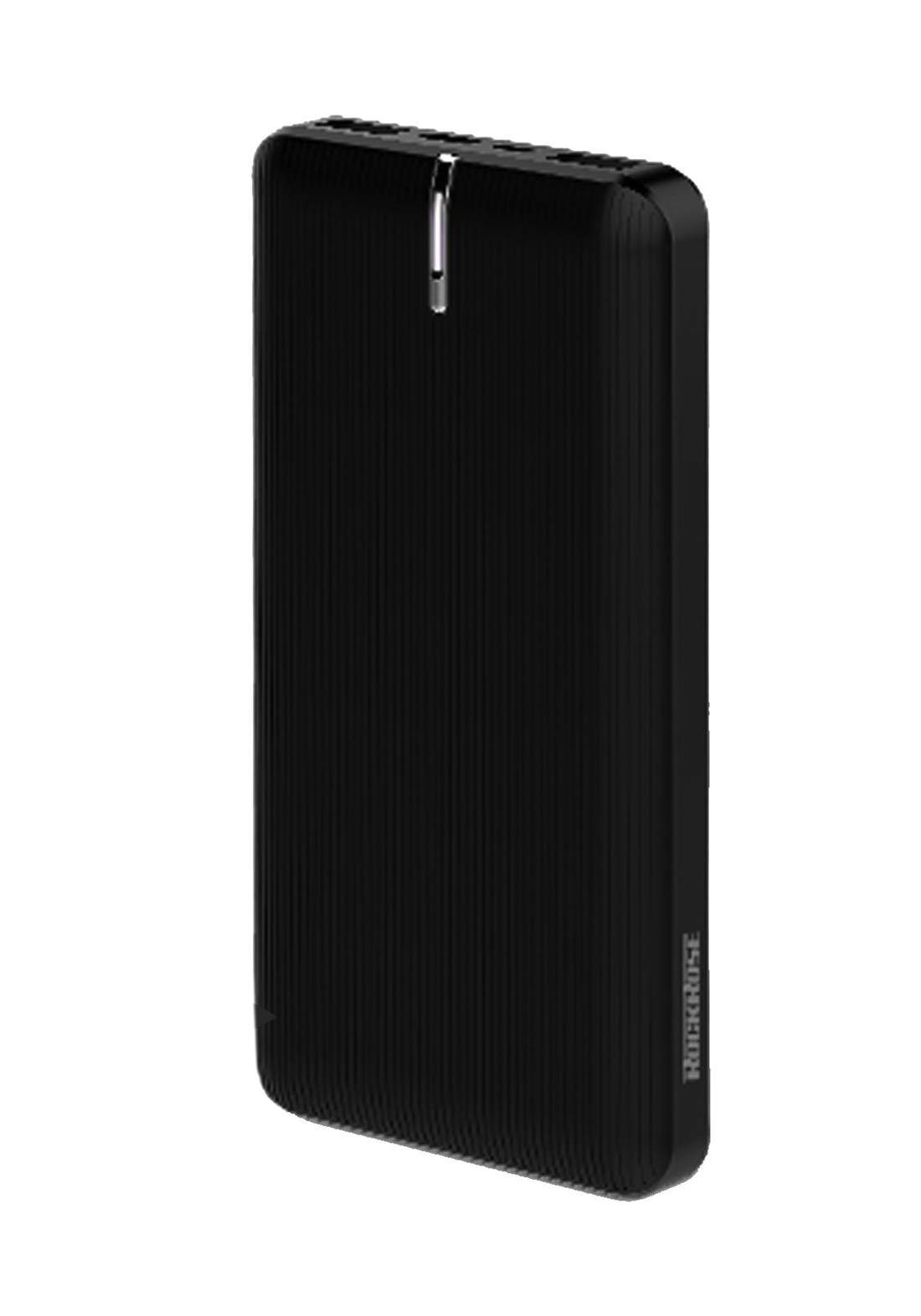 (4036)Rockrose Power Bank RRPB08B Vogue 10 Dual Port 10000mAh - Black