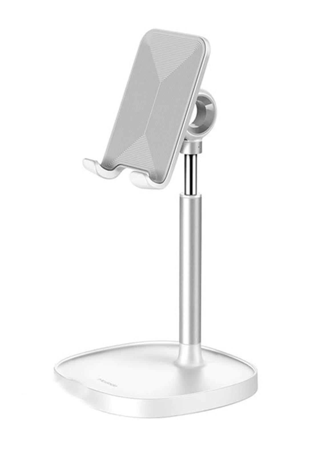 (12868)Mcdodo TB-7820 Pioneer Series Phone and Tablet Holder - White حامل موبايل
