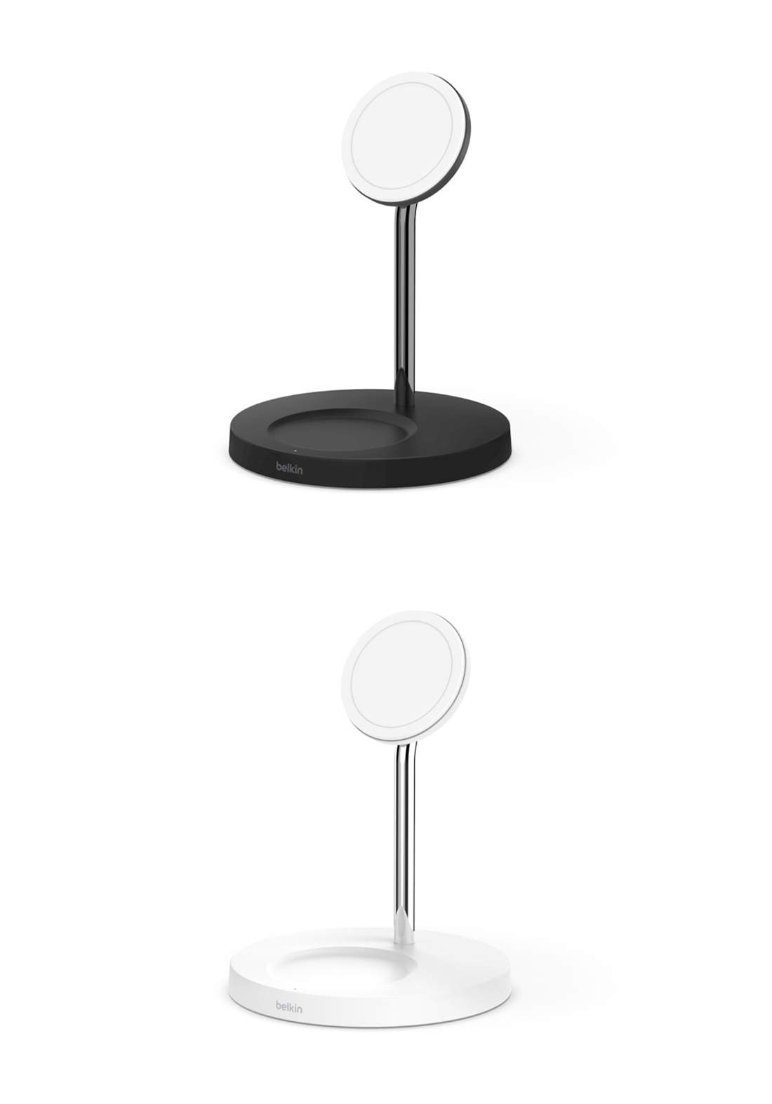 Belkin Boost Charge PRO 2-in-1 wireless Charging Stand + AC power adapter