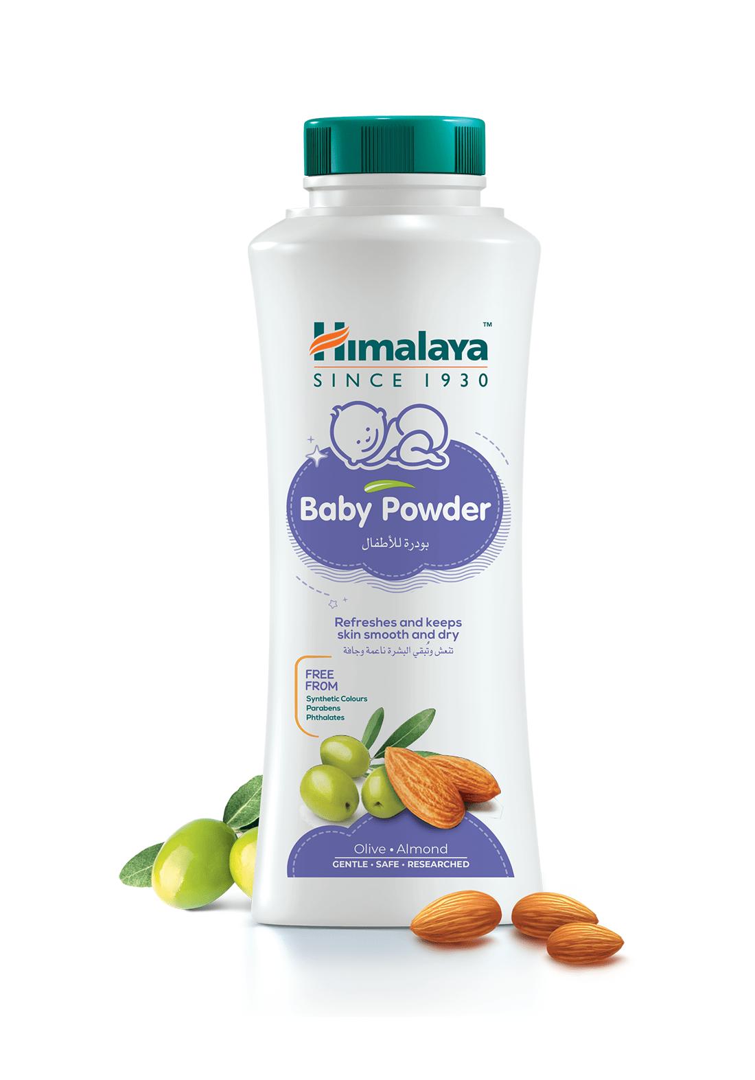 هيمالايا بودرة أطفال 100 غم Baby Powder - Baby Powder 100g