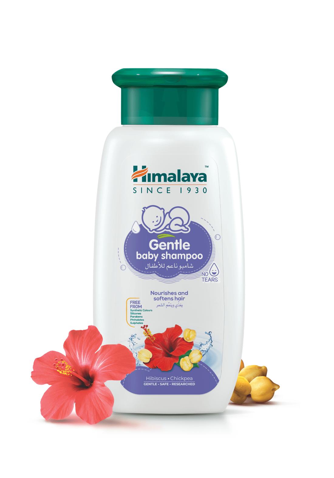 هيمالايا شامبو ناعم للأطفال 200 مل Baby Shampoo - Gentle Baby Shampoo