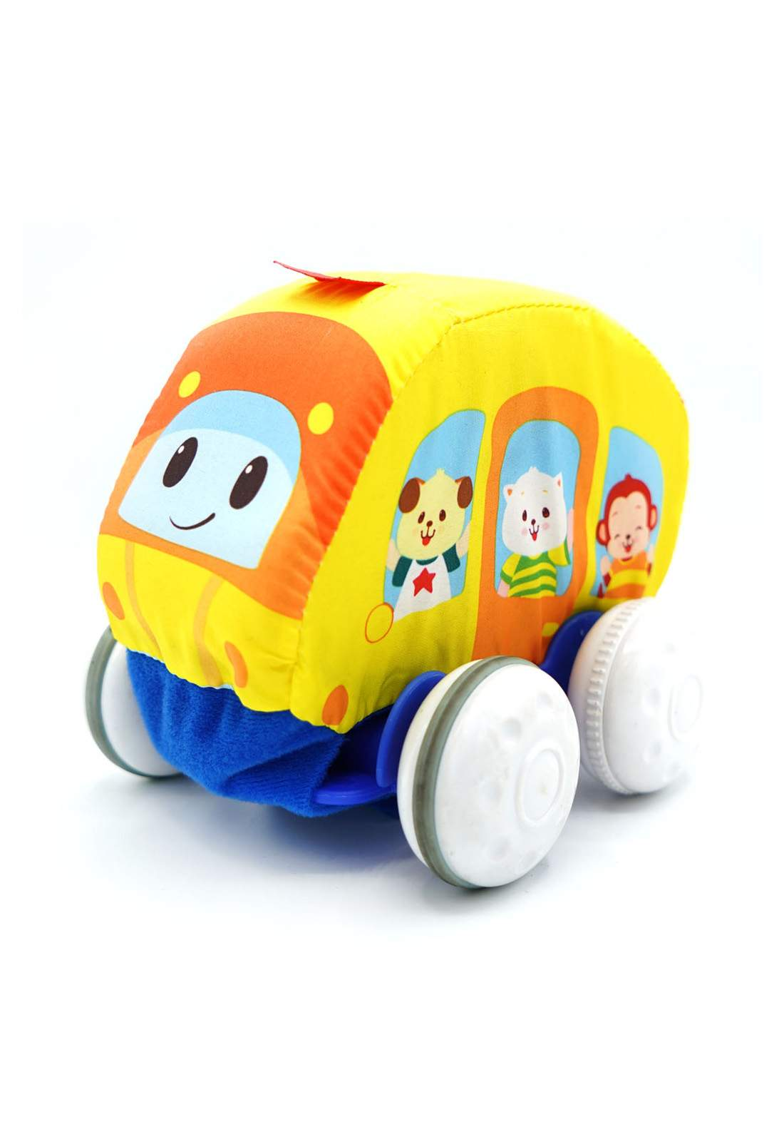 Winfun On The Go Pull Back Action Car +6M  سيارة أطفال متحركة