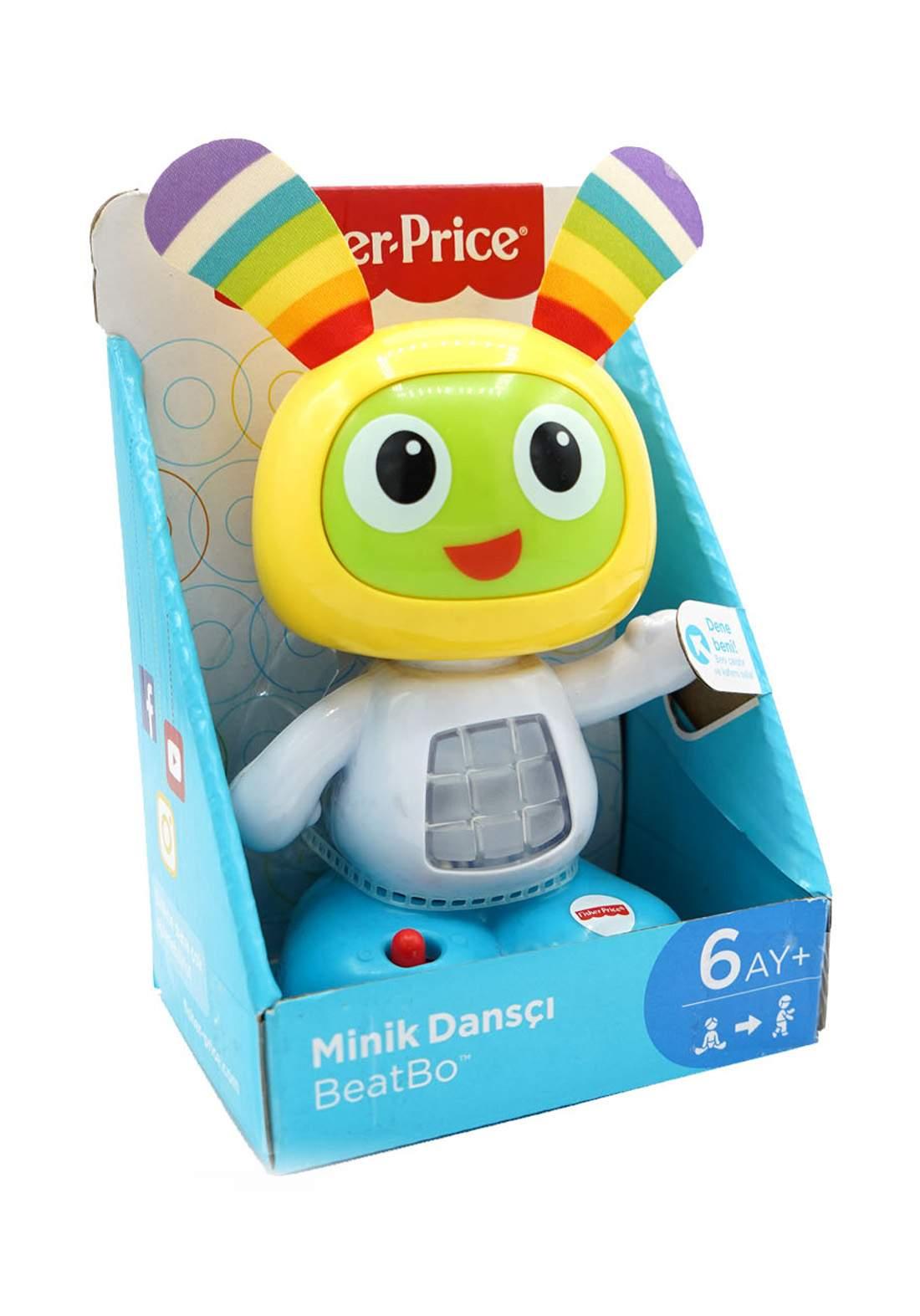 Fisher Price Toy Robot Beatbo Junior  +6M  روبورت للأطفال