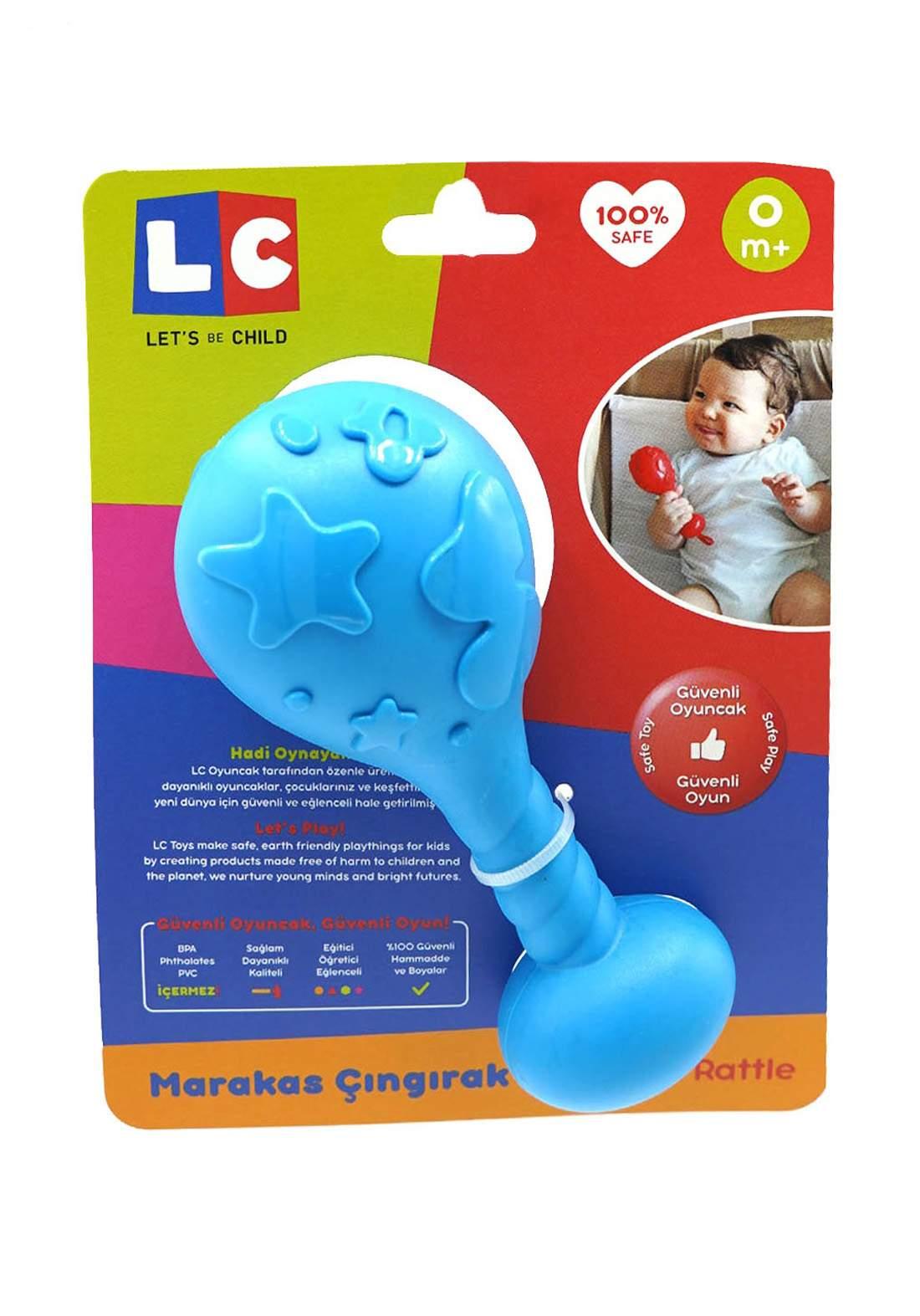 LC Maracas Rattle خرخاشة للأطفال