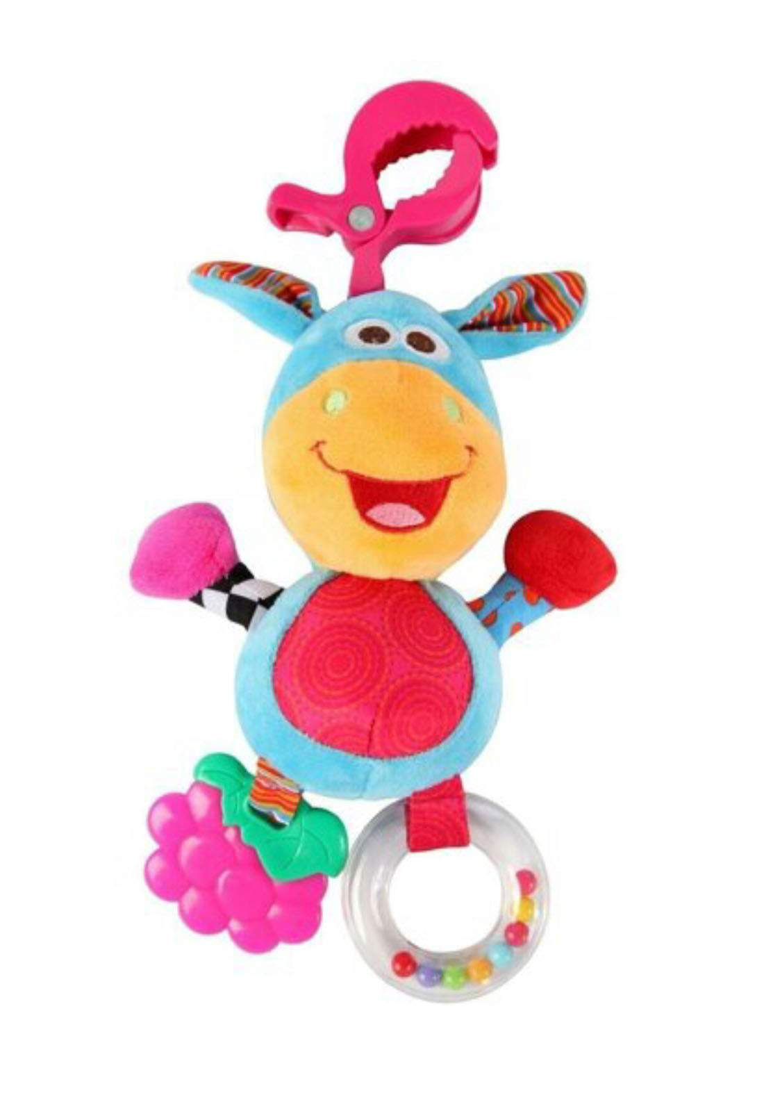 Bondigo Baby Laughing Flickering Friend دمية للأطفال