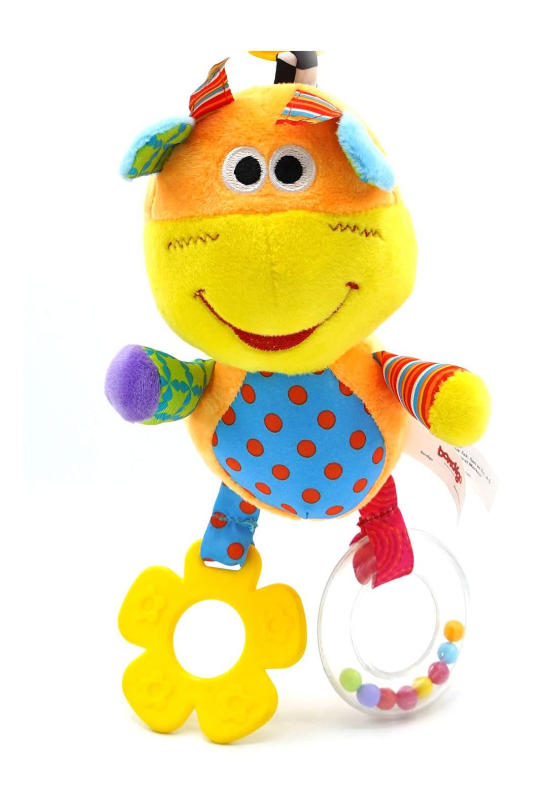 Bondigo Smiling Shaky Friend دمية للأطفال